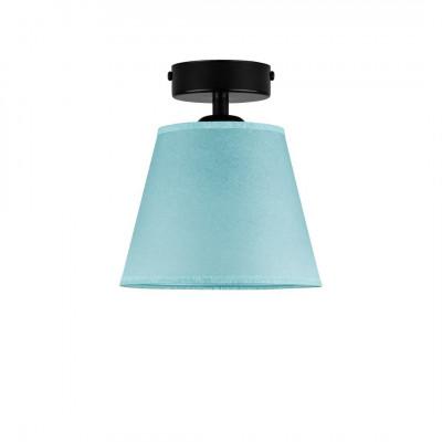 Deckenlampe Iro 1 CP | Hellblau