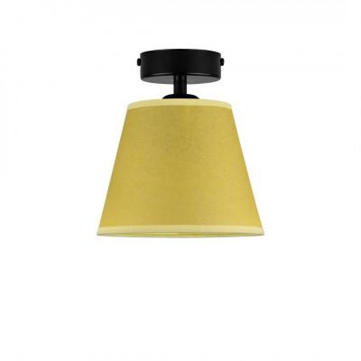 Deckenlampe Iro 1 CP | Gelb