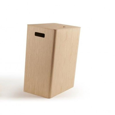 Wooden Laundry Holder | Oak