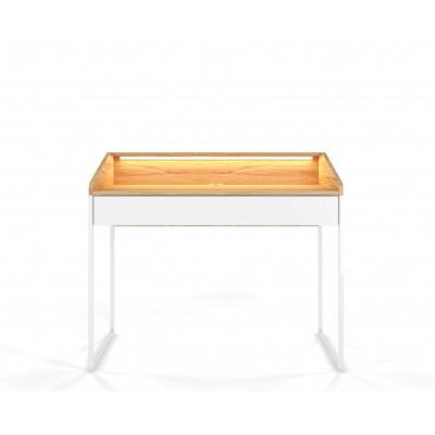Schreibtisch DanCan Finka | Weiß