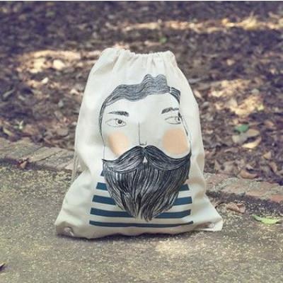 Backpack   Bearded