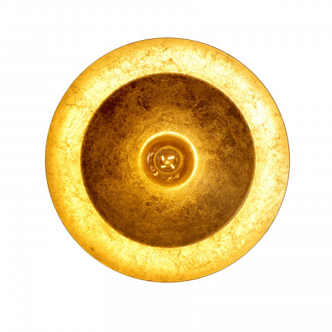 Pendelleuchte CINCO BASIC 1_CP   Schwarz - Gold