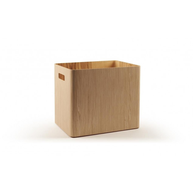 Arigatoe Wooden Storage Unit | Oak