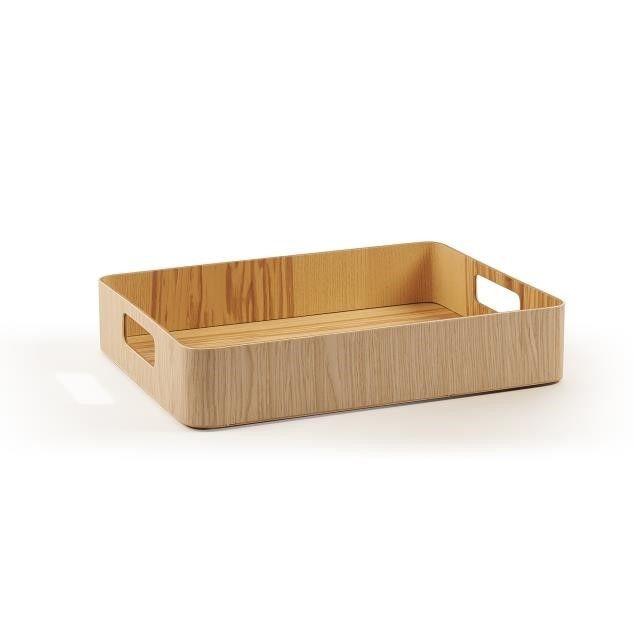 Arigatoe Wooden Tray   Oak