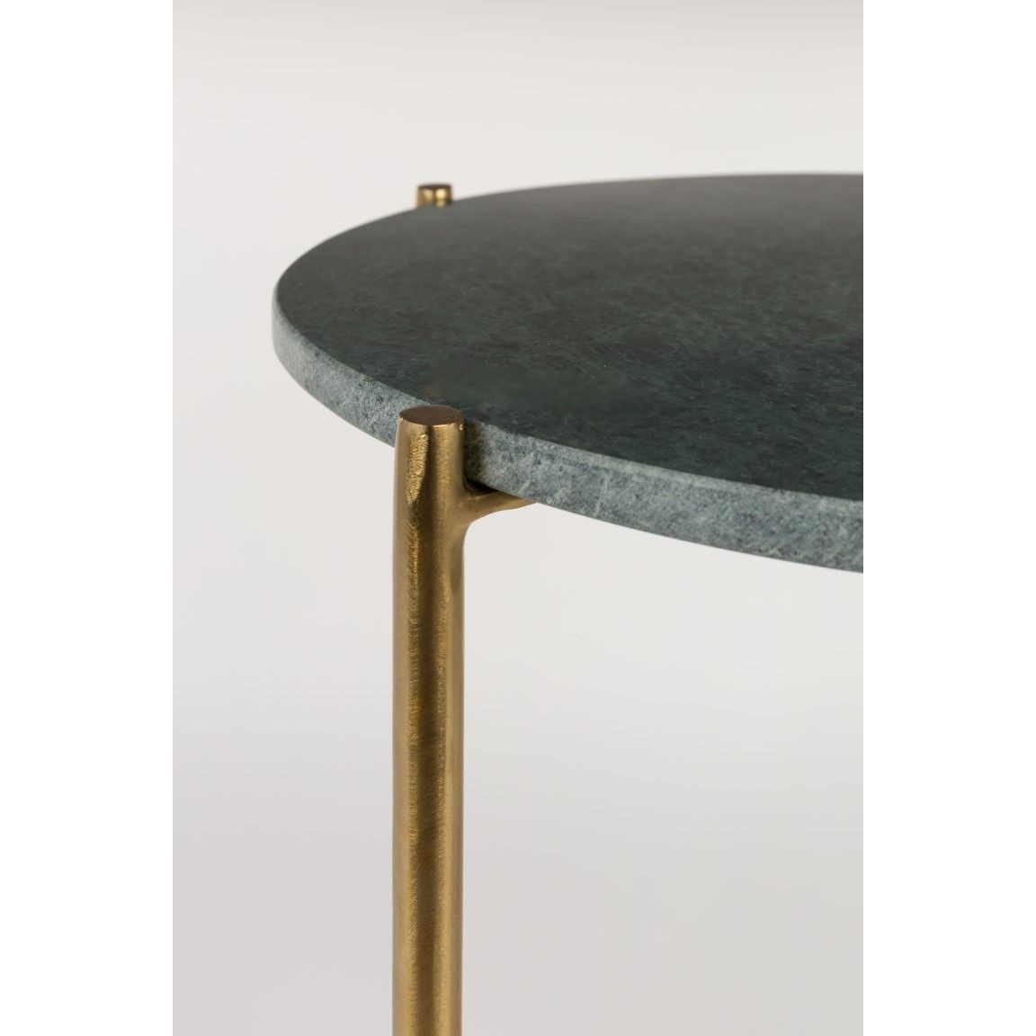 Side Table Timpa Marble | Green/Grey