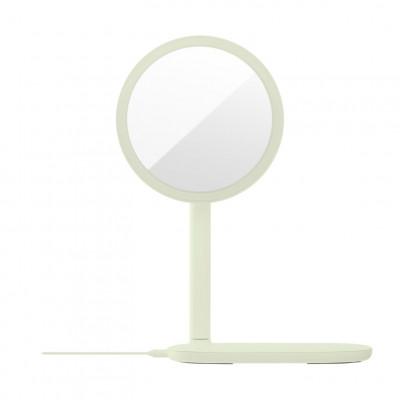 Make-up-Spiegel mit drahtlosem Ladegerät f200 | Neuwertig