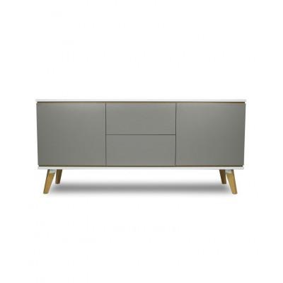 Sideboard Jorgen 2+2 | Grau