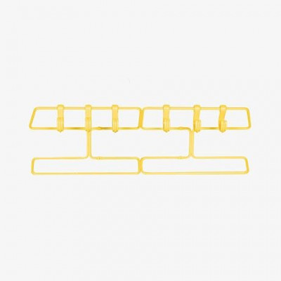 Superemma 60 Kleiderbügel - Gelb