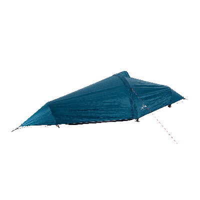 Flying Tent, Hammock & Poncho   Ocean View Blue