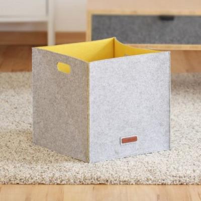 Storage Box | Yellow