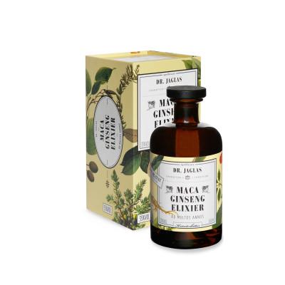 Maca Ginseng-Elixier | 50 cl | 50% vol