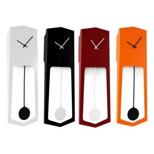 Wall Clock Aika | Red