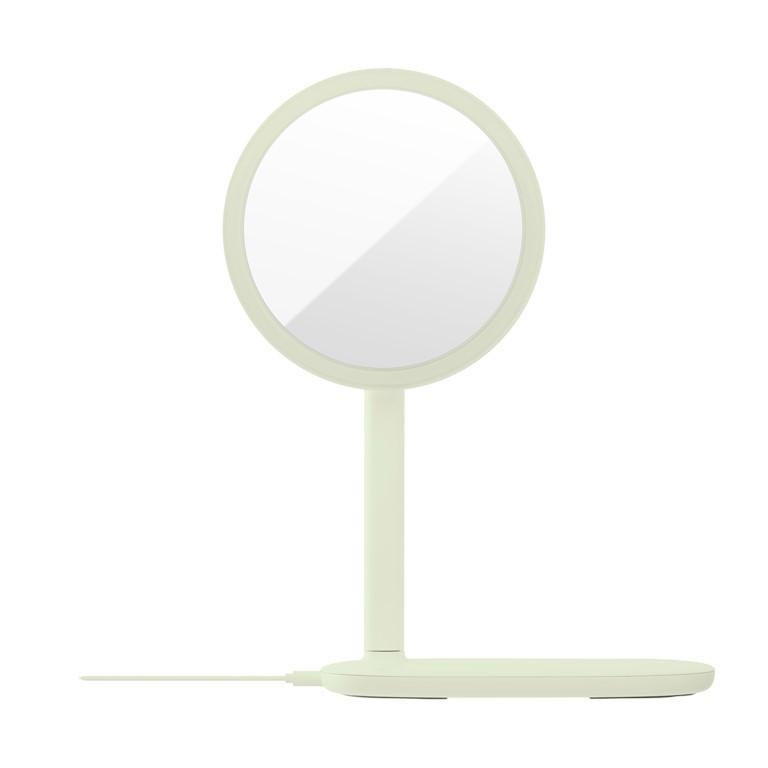 Make-up-Spiegel mit drahtlosem Ladegerät f200   Neuwertig