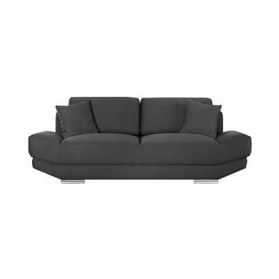 3-Sitzer-Sofa Kaya | Anthrazit