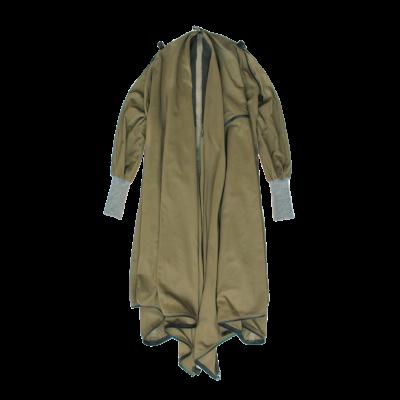 Tent Jacket   Moss Green