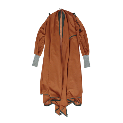 Tent Jacket   Burnt Orange
