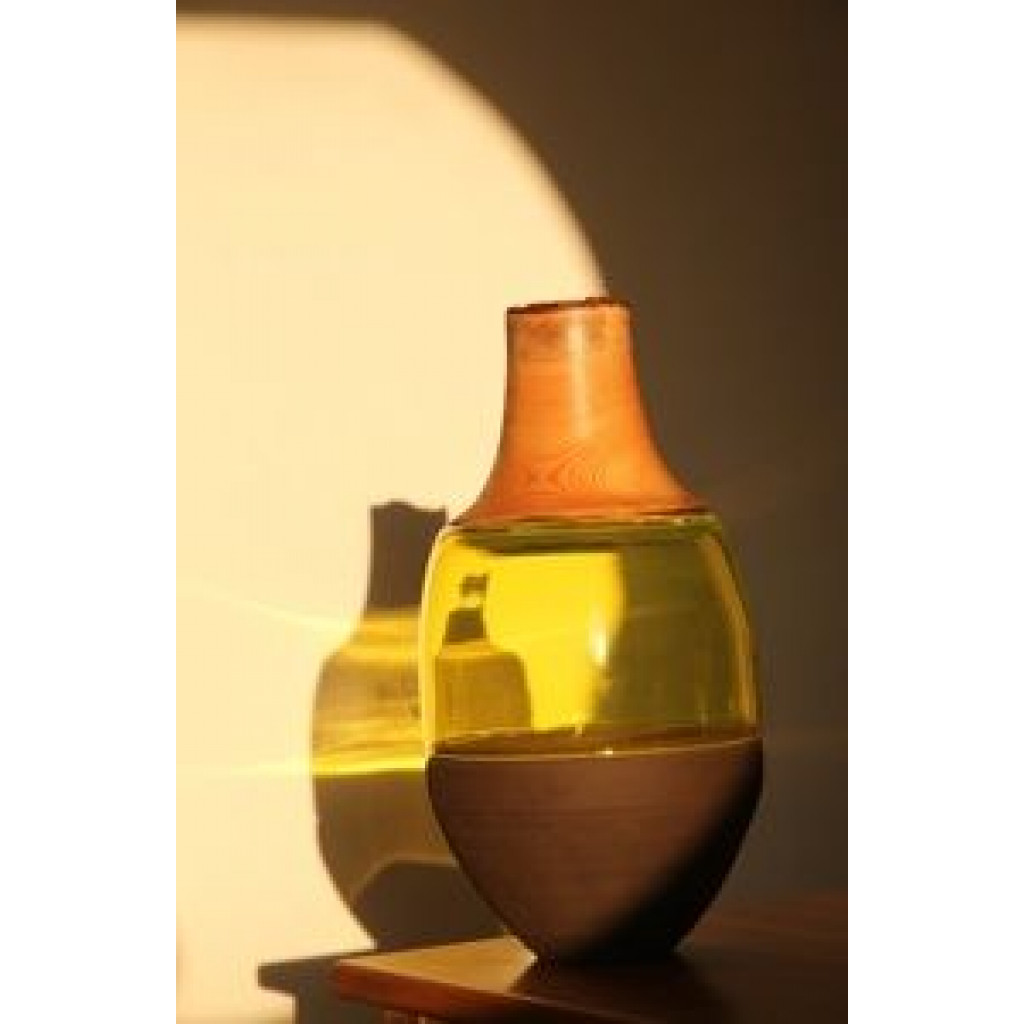 Stacking Vessel Yellow