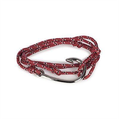Hook Bracelet | Beloved's Knot | Red