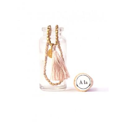 Amoda Bracelet | Cream