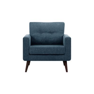 1-Sitzer-Sofa Biber   Petrolblau