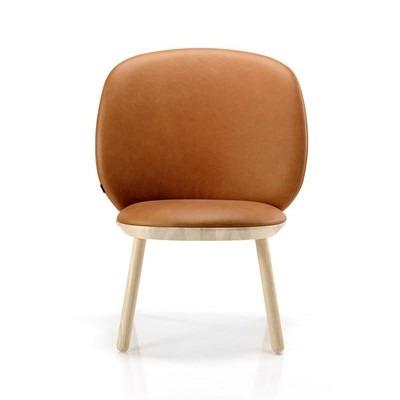 Low Chair Naive | Dark Brown