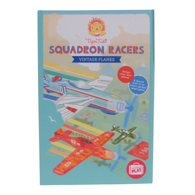Squadron Racers | Vintage Planes