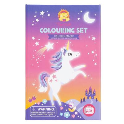 Colouring Set | Unicorns