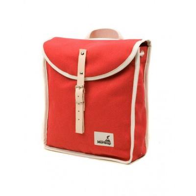 Heap Backpack   Red Starburst