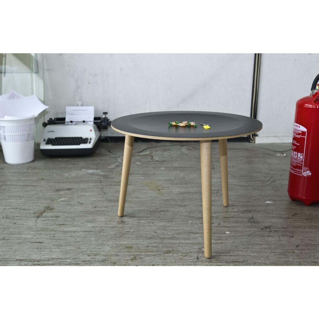 Table basse Bruna noire