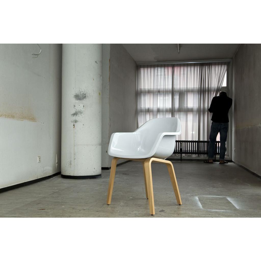Chaise Bruno Blanc