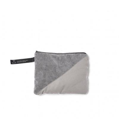 RPET Active Dry Handtuch Klein | Grau