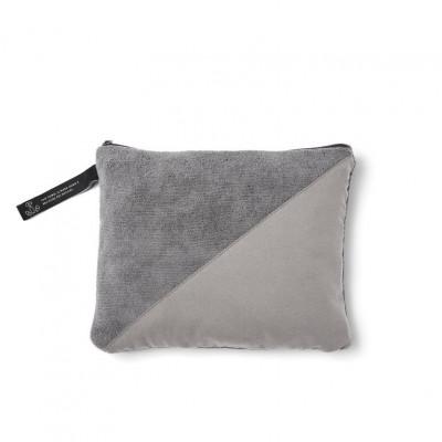 RPET Active Dry Handtuch Groß | Grau