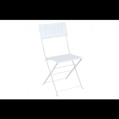 Outdoor-Stuhl Bradano | Weiß