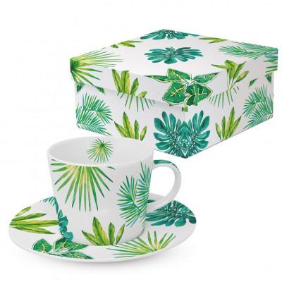 Tasse Trend Coffee GB   Dschungel