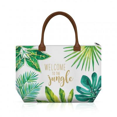 Einkaufstasche   Dschungel