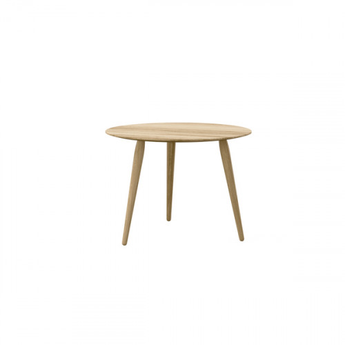 Table d'Appoint PLAYround Ø 60 | Bois de Chêne
