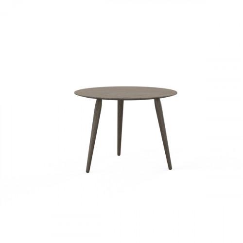 Coffee Table PLAYround Ø 60   Smoked Oak