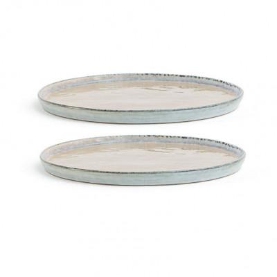 Set of 2 Plates Nomimono