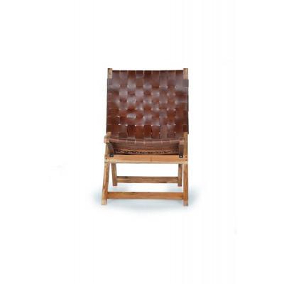 Ledersessel 6135 | Braun