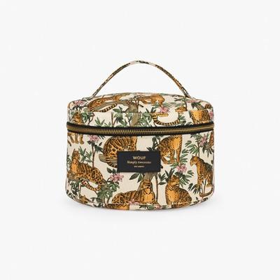 Make Up Bag XL | Lazy Jungle