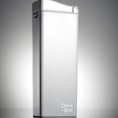 Einzigartiges Getränk in der Box | Weiß auf Weiß