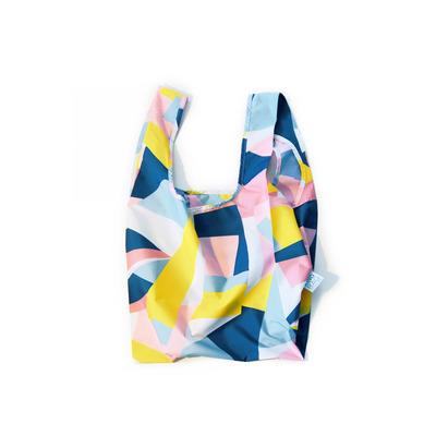 Wiederverwendbare Tasche Mosaic   Multicolour