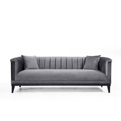 3-Sitzer Sofa Trendy | Dunkelgrau