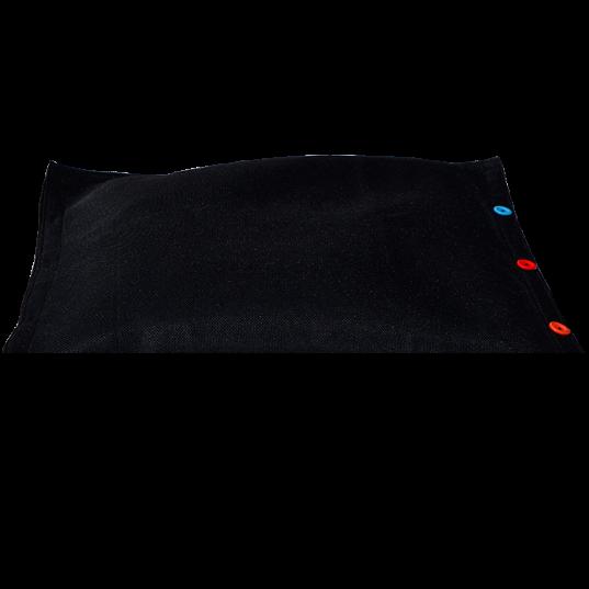 Pouf Complete 100 x 100 cm | Noir