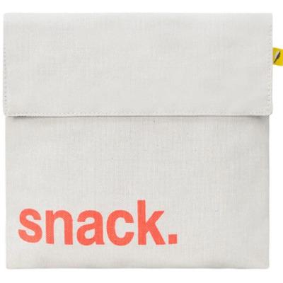"Snack-Tasche ""Snack"" | Orange"