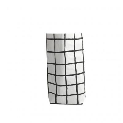 Paper Bag   Thin Grid