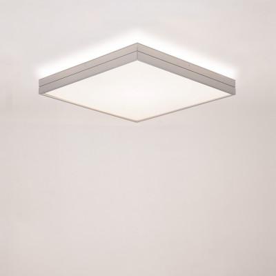 Deckenlampe Linea | Gebürstetes Aluminium