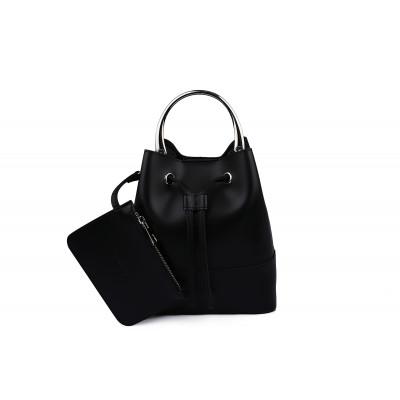Handtasche Kensington | Schwarz