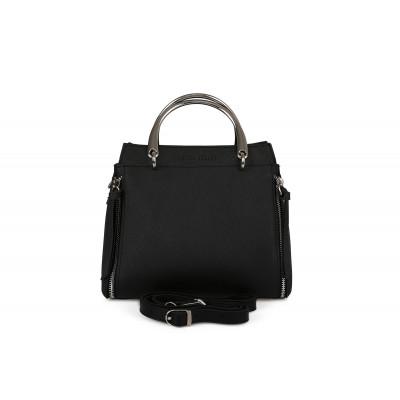 Handtasche Norland | Schwarz