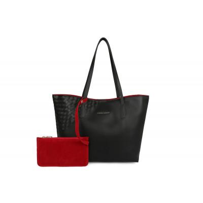 Handtasche Albion | Schwarz
